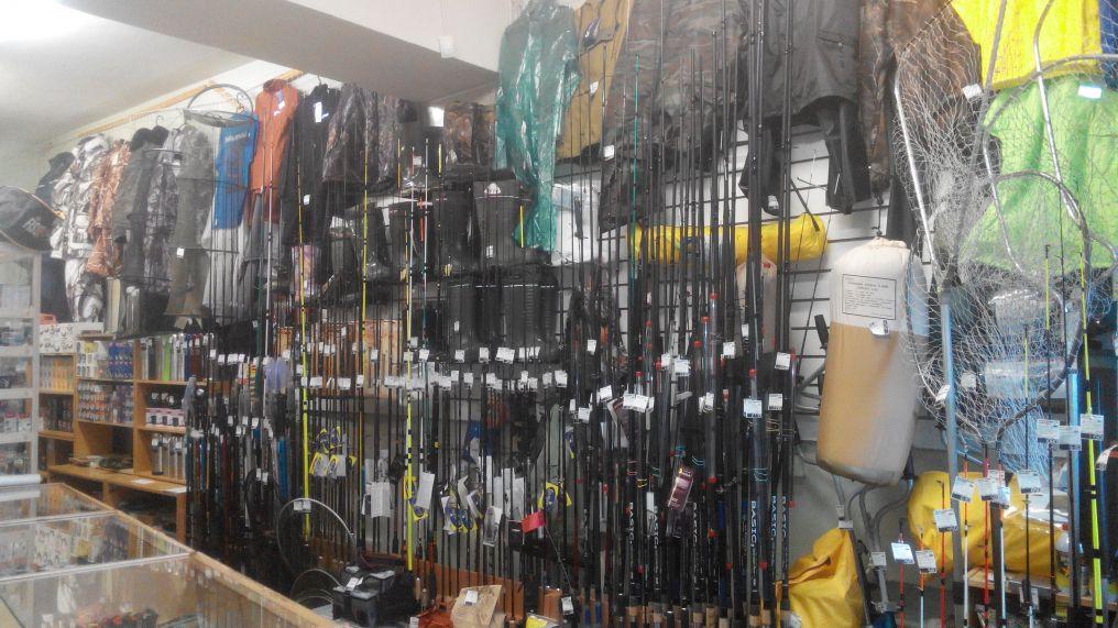 оптовые магазины по рыбалке в ростове