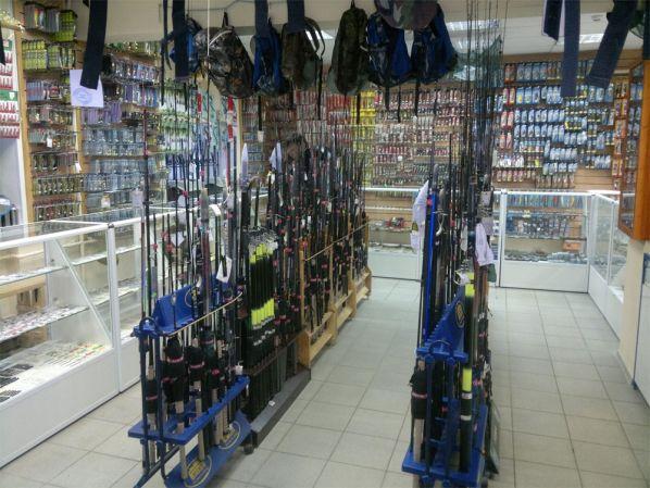рыболовные магазины пятигорска
