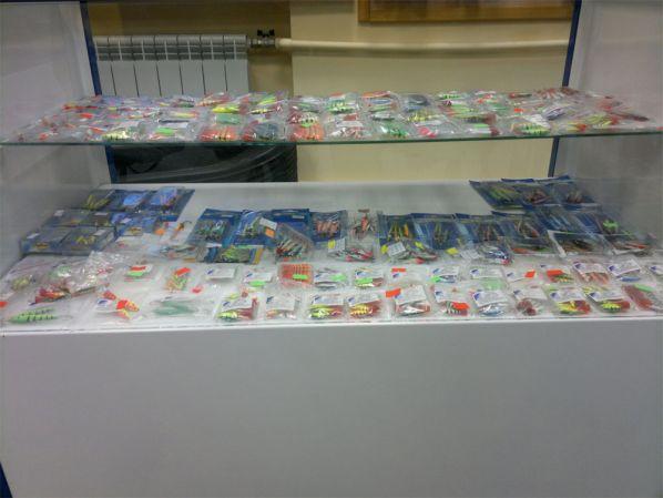 рыболовные магазины в корее
