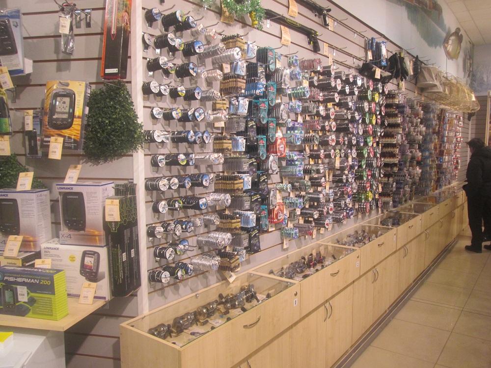 рыболовные магазины оренбург официальный сайт