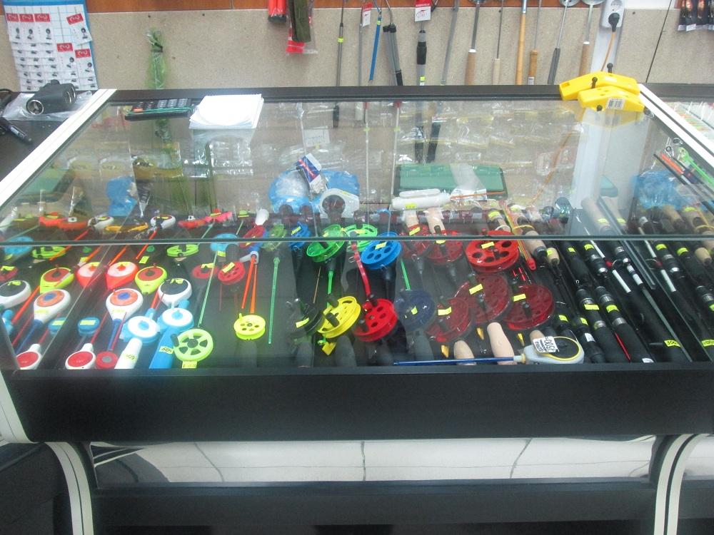 славянск магазин рыболов