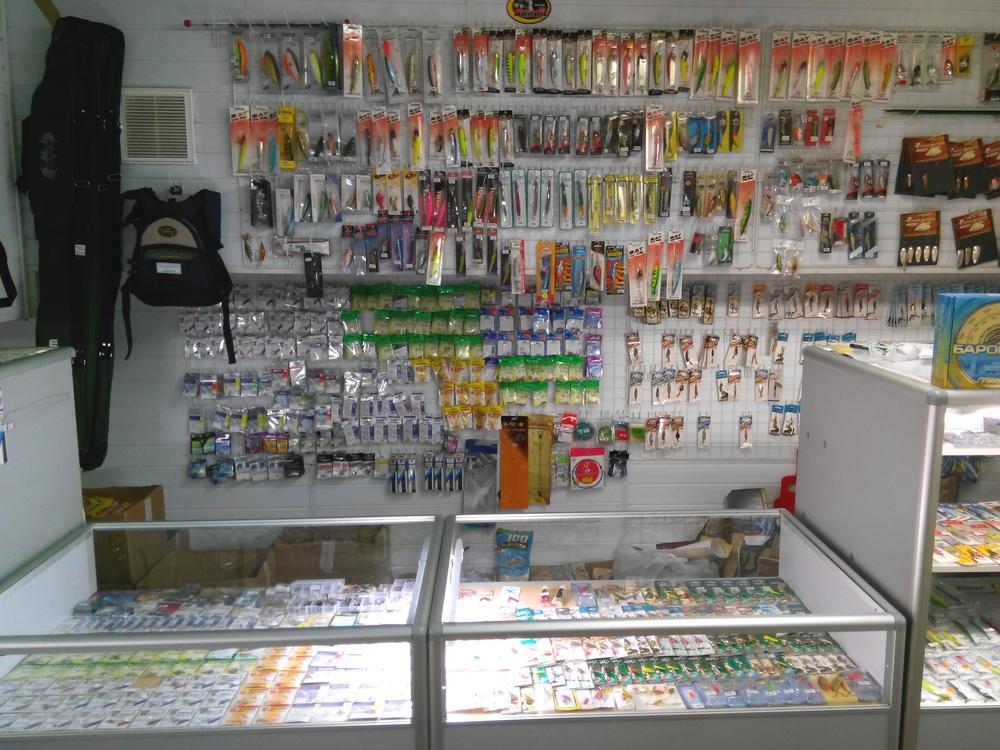 интернет магазины красноярска рыболов