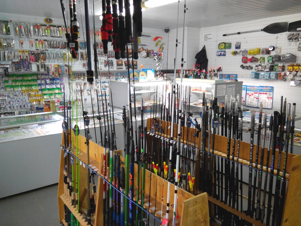 франшизы для охоты и рыбалки