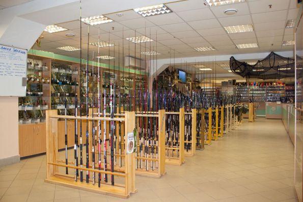 интернет магазины для рыбалки в костроме