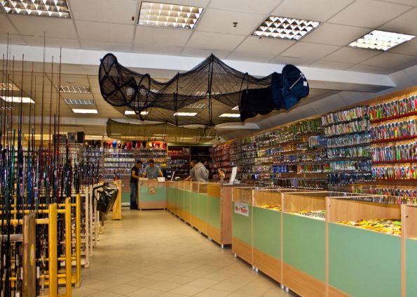 рыболовный магазин робинзон ярославль