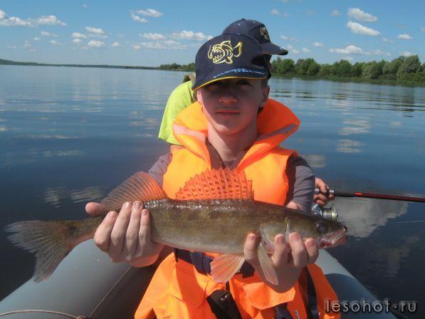 ярославская рыбалка в контакте