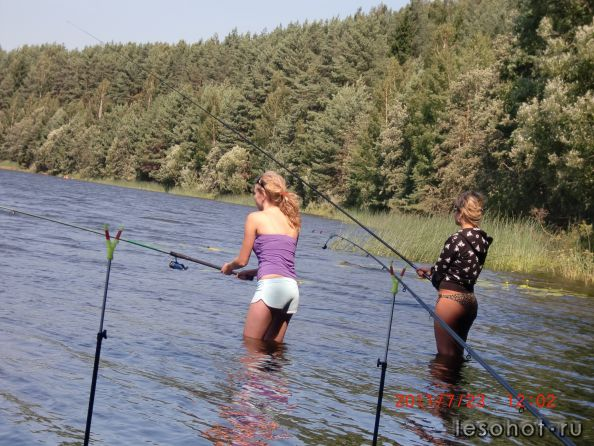 видео рыболовные хитрости