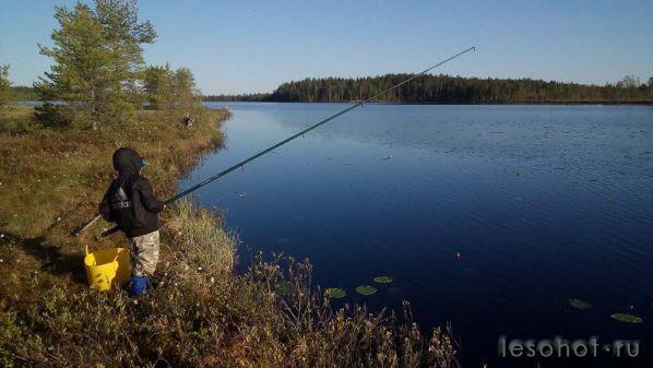 рыбалка на колокольне