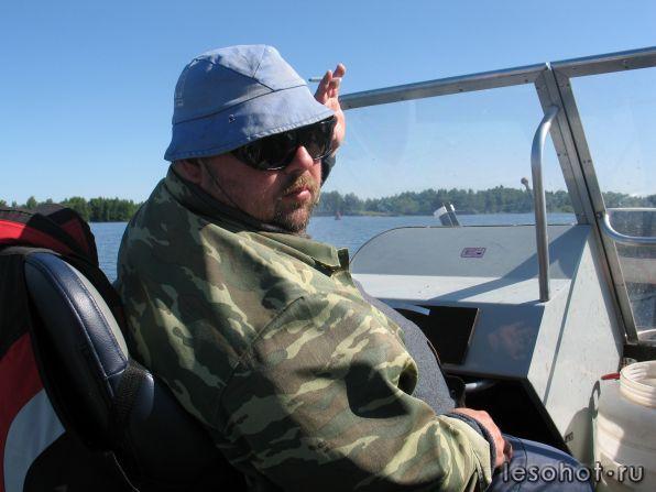 курганский рыболовный