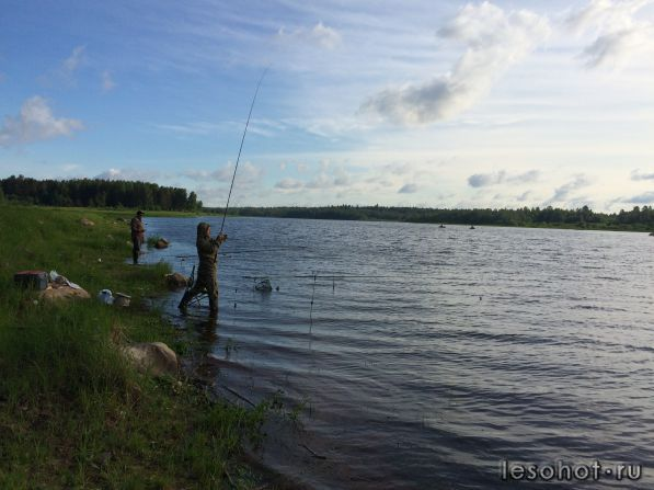 рыбалка в ярославской области на юхоти