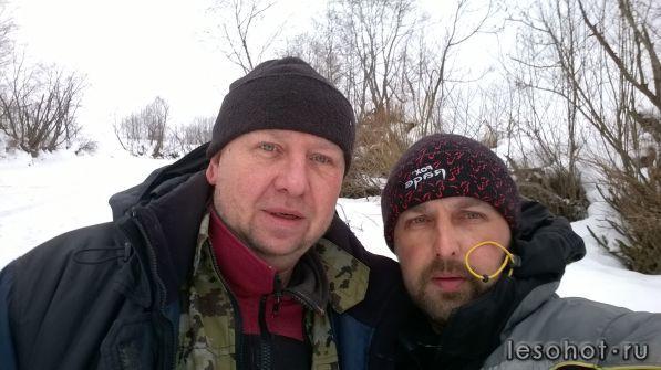 ярославская рыбалка касть