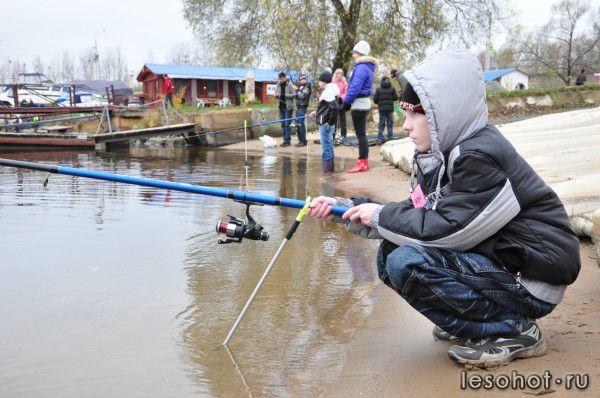 рыбалка в ростове ярославская область