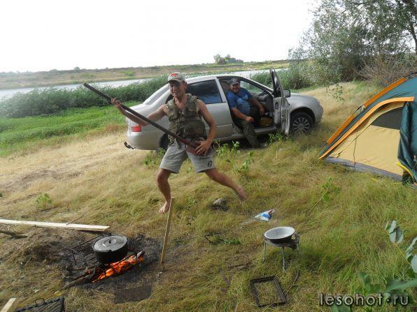 Пьянка на рыбалке фото фото 589-996