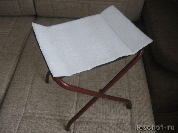 Подушки сидушки своими руками