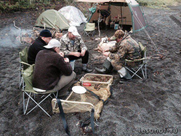 Как и чем ловить чилима