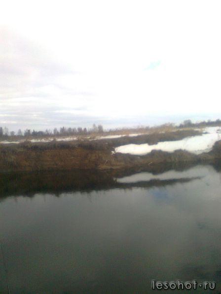 Вести с водоема: Векса река