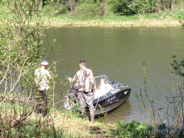 клуб рыболовов и охотников ярославль