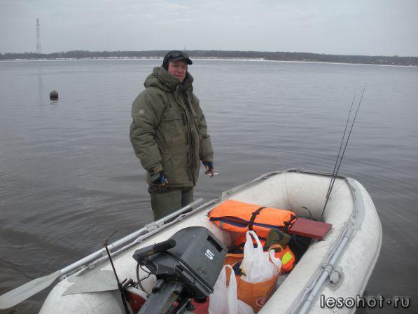 рыбалка в толмачево