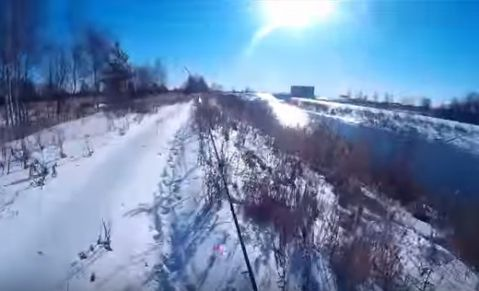 Окунь на спиннинг в глухозимье / Perch on a spinning winter