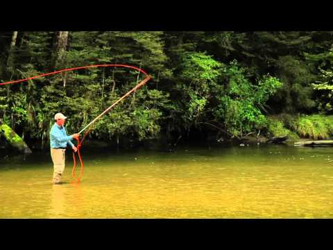 Fly Casting DVD :: Roll casts, Curve casts and more! :: Cast that Catch Fish