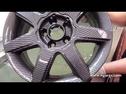 Hydrocoating Water Paint Car HD