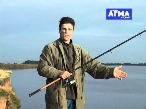 видео фидерная ловля салапин